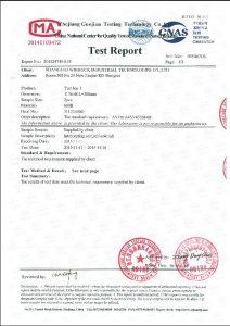 Certificato per A453 660B