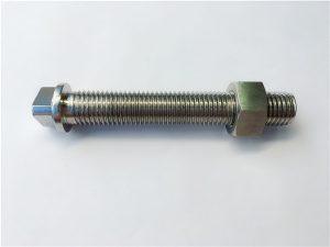 Chiusura in acciaio inossidabile n. 27-AISI SAE 347