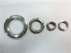 No.33-Cina fornitore di dadi rotondi in acciaio inossidabile su misura
