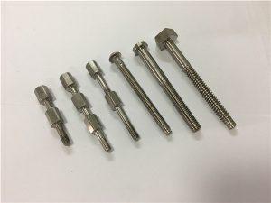 Bullone e dado in titanio n. 41-CNC