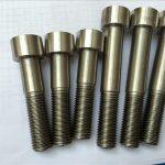 fissaggio hardware hastelloy c276 n10276 vite a testa cilindrica con esagono incassato