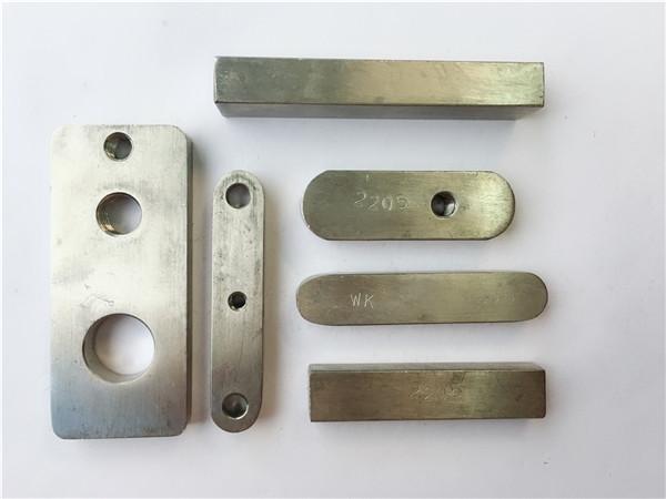chiave dell'albero duplex 2205 chiave parallela din6885a più recente standard