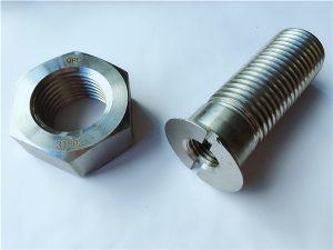 No.55-Bulloni e dadi in acciaio inossidabile duplex 2205 di alta qualità