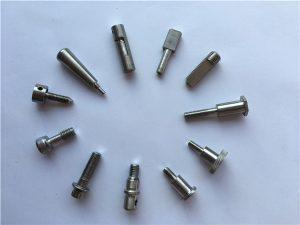 Bullone dell'albero di fissaggio in titanio n. 65, bulloni per moto in titanio per bici, parti in lega di titanio