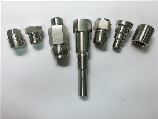 viteria in acciaio inossidabile di alta qualità per tornio OEM realizzata con lavorazione a controllo numerico