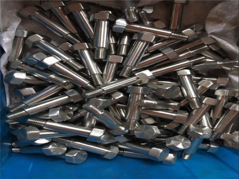 oem elementi di fissaggio automobilistici in acciaio non standard in vendita