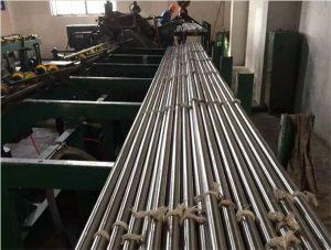Barra tonda in acciaio inossidabile super duplex s32760 (A182 F55)