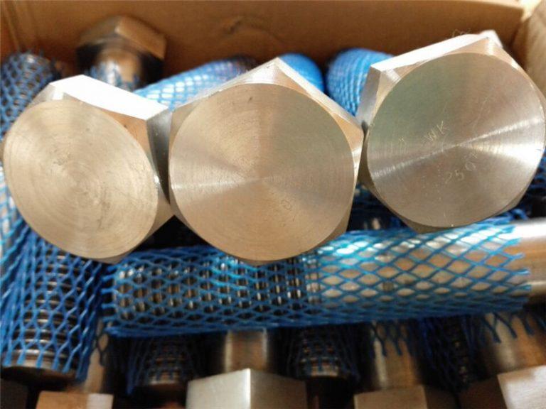 Bulloni e dadi esagonali pesanti di grande lunghezza ad alta resistenza